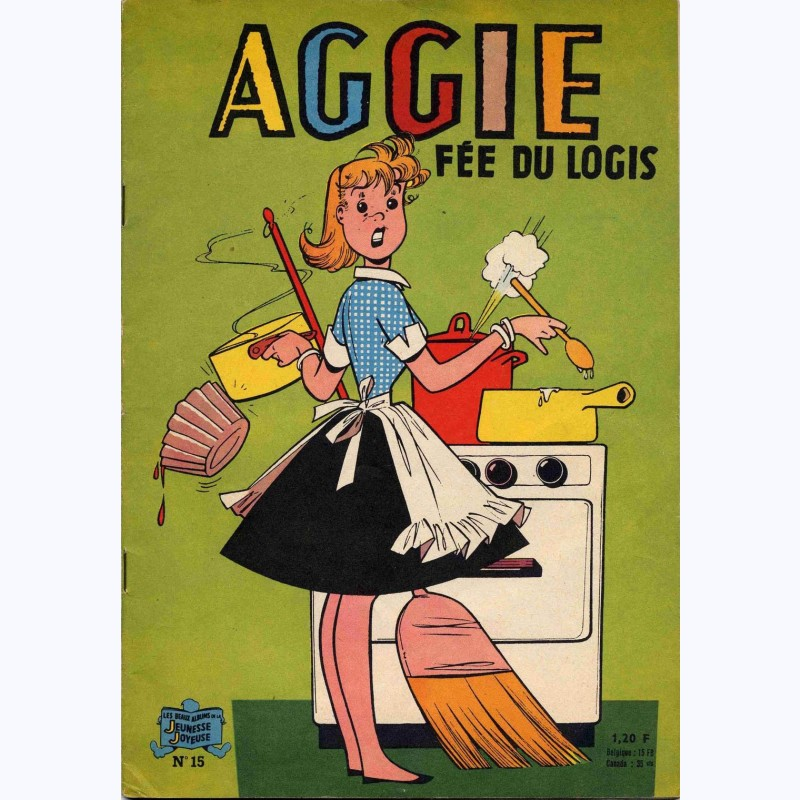 aggie tome 15 aggie f e du logis sur www bd. Black Bedroom Furniture Sets. Home Design Ideas
