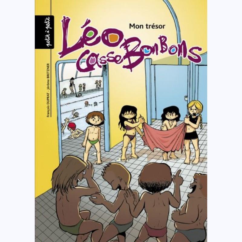 Léo Cassebonbons - T1 et T5