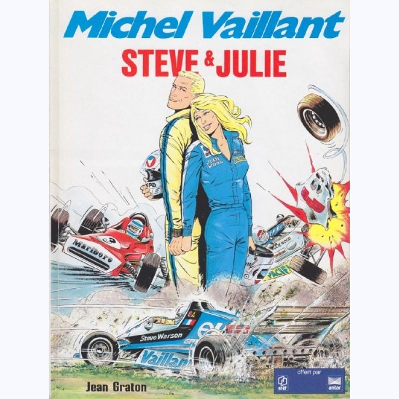 Michel Vaillant : Tome 44, Steve & Julie -:- Sur Www.BD