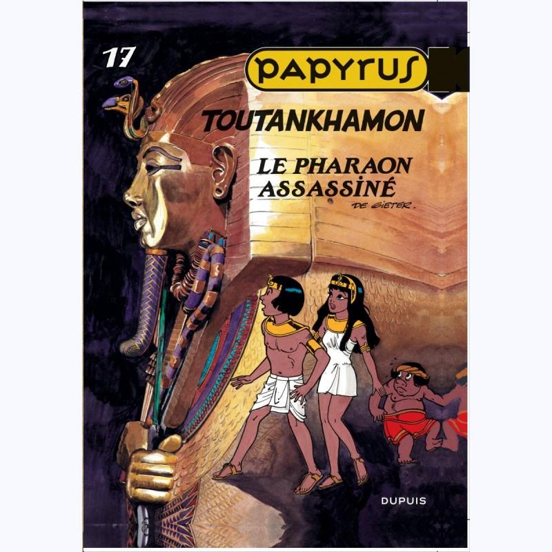 Papyrus : Tome 20, La Colère du grand sphinx -:- sur www