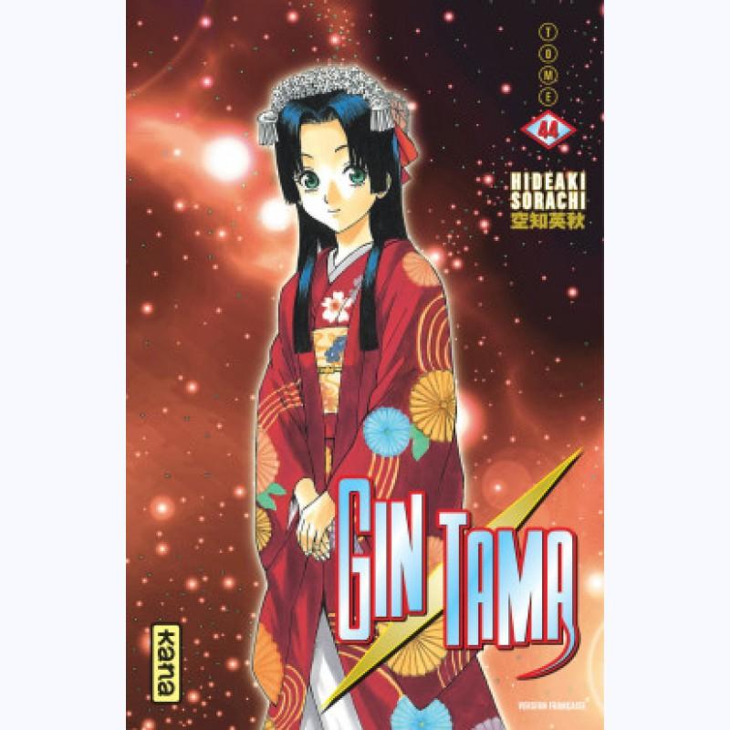 Gintama : Tome 44 -:- Sur Www.BD-Tek.com
