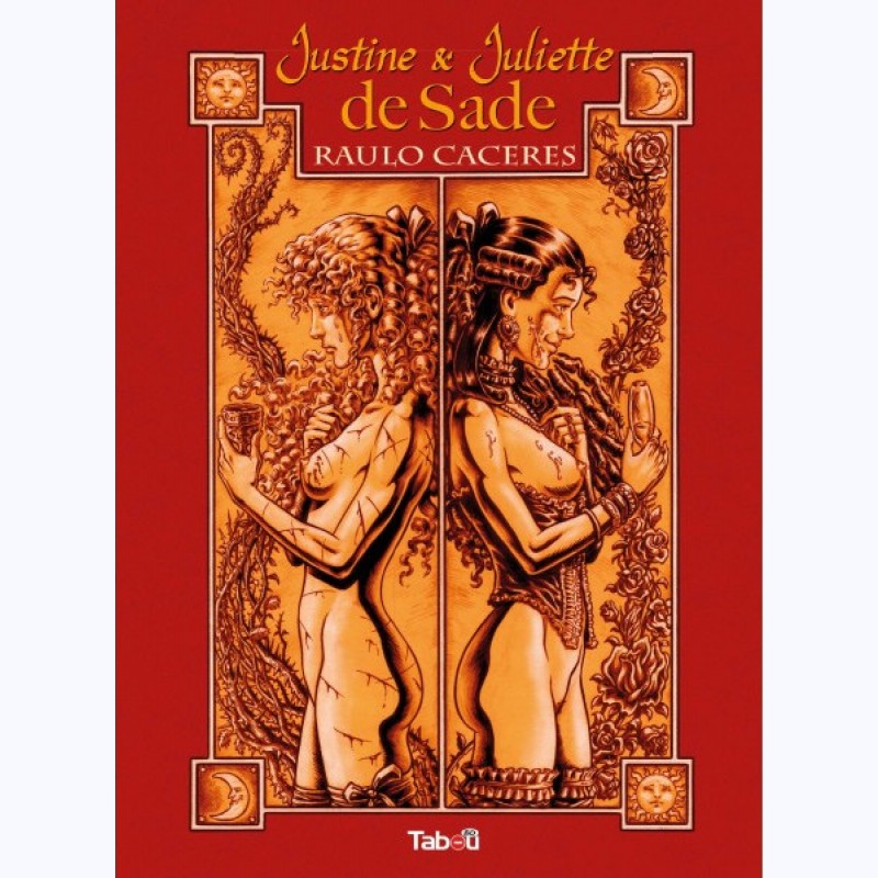 Justine et Juliette de Sade -:- sur www.BD-Tek.com