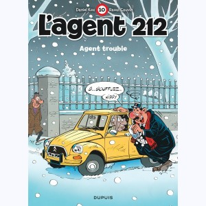 L'Agent 212 : Tome 10, Agent trouble