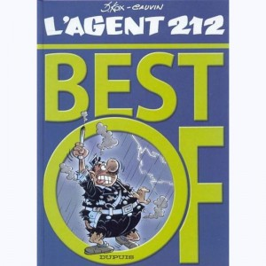 L'Agent 212 : Tome HS1, Best of