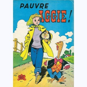 Aggie : Tome 1, Pauvre Aggie! :