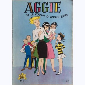 Aggie : Tome 19, Aggie et le cousin d'Angleterre