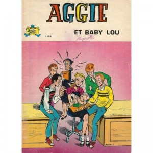 Aggie : Tome 29, Aggie et Baby Lou