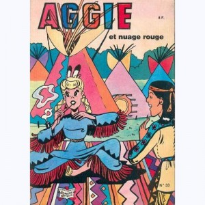 Aggie : Tome 33, Aggie et Nuage-Rouge :