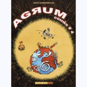 Agrum comix : Tome 4