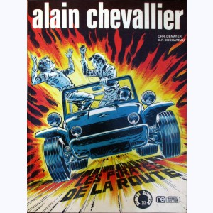 Alain Chevallier : Tome 4, Les pirates de la route