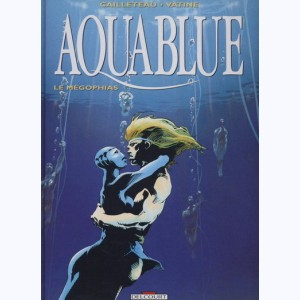 Aquablue : Tome 3, Le megophias