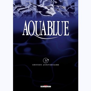 Aquablue : Tome 3, Le megophias :