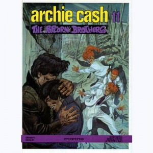 Archie Cash : Tome 11, The Popcorn brothers