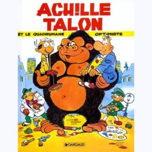 Achille Talon : Tome 15, Le quadrumane optimiste