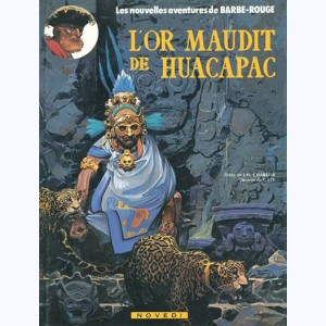 Barbe-Rouge : Tome 23, L'or maudit de Huacapac