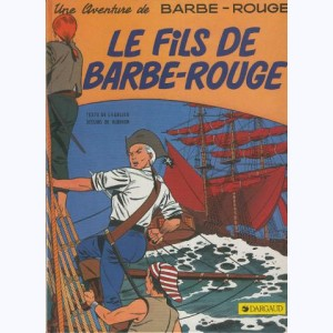 Barbe-Rouge : Tome 3, Le fils de Barbe-Rouge