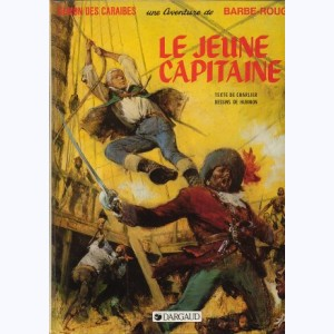 Barbe-Rouge : Tome 20, Le jeune capitaine