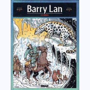 Barry Lan : Tome 3, L'Irbis