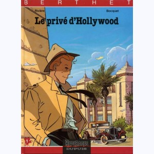 Le privé d'Hollywood : Tome 1