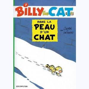 Billy the cat : Tome 1, Dans la peau d'un chat
