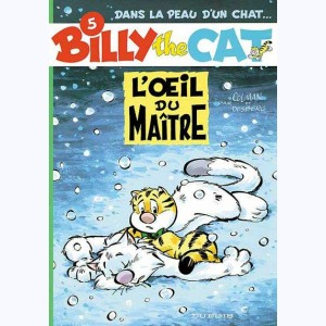 Billy the cat : Tome 5, L'œil du maître