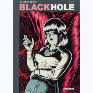 Black Hole : Tome 3, Visions