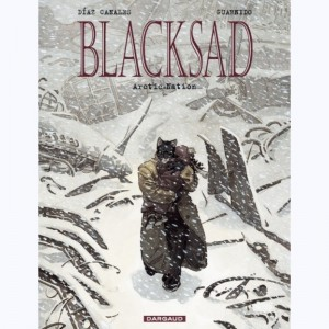 Blacksad : Tome 2, Arctic-Nation
