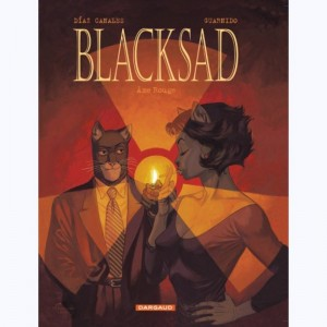 Blacksad : Tome 3, Ame rouge