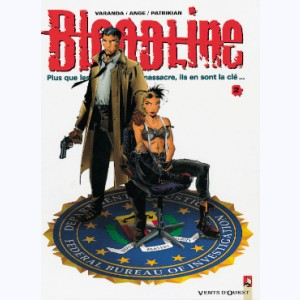 Bloodline : Tome 2, La traque