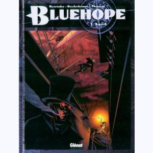 Bluehope : Tome 1, April