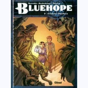 Bluehope : Tome 2, Couleur charbon