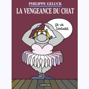 Le Chat : Tome 3, La vengeance du chat