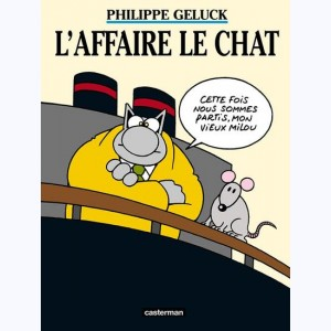Le Chat : Tome 11, L'affaire Le Chat