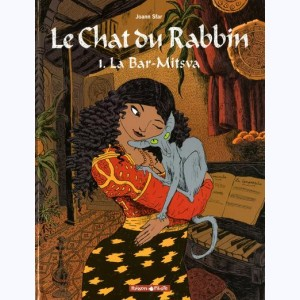 Le chat du rabbin : Tome 1, La bar-Mitsva