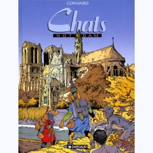 Chats : Tome 1, Not' dame