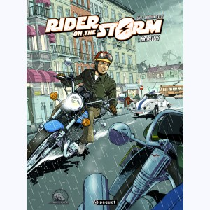 Rider On The Storm : Tome 1, Bruxelles
