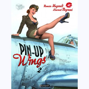 Pin-Up Wings : Tome 2