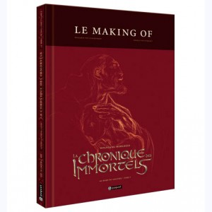 La Chronique des immortels, Making of