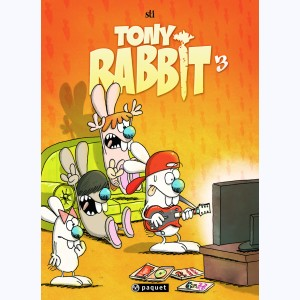 Les Rabbit : Tome 3, Show lapin