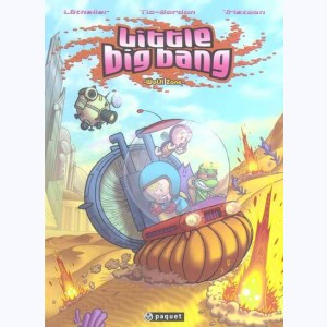 Little big bang : Tome 2, Wolfi Zone