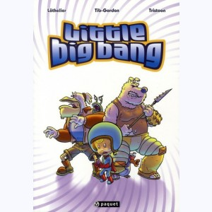 Little big bang, Intégrale
