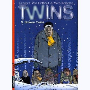 Twins : Tome 3, Broken Twins