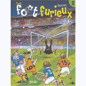 Foot Furieux : Tome 2