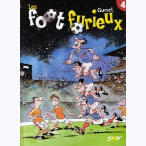 Foot Furieux : Tome 4