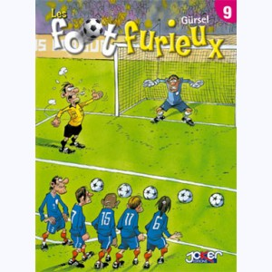 Foot Furieux : Tome 9