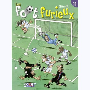Foot Furieux : Tome 11