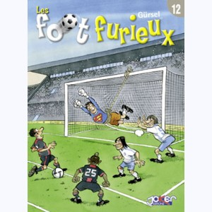 Foot Furieux : Tome 12