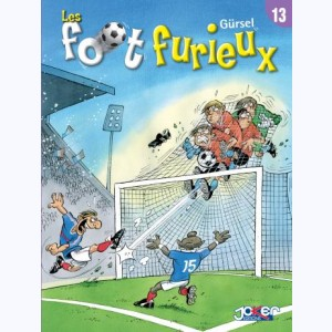 Foot Furieux : Tome 13