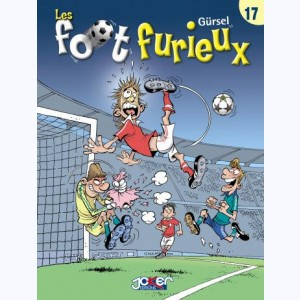 Foot Furieux : Tome 17