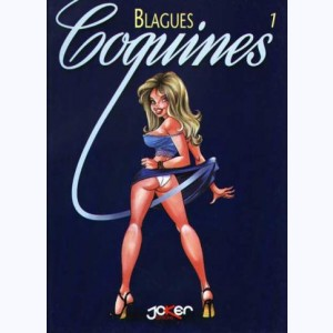Blagues coquines : Tome 1